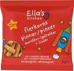 Ella's Flerkornspinnar Morötter & Linser 15g
