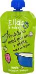 Ella's Fruktris Päron & Äpple 120g