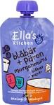 Ella's Morgonmums Blåbär 100g
