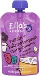 Ella's Morgonmums Plommon 100g