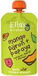 Ella's Puré Mango & Päron 120g