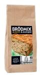 Brödmix glutenfri och ekologisk 648 g