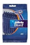 Gillette Blue 2 Engångshyvlar 20 st