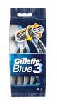 Gillette Blue 3 Engångshyvlar 4 st