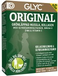 Glyc Grönläppad Mussla 60 kapslar