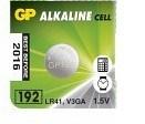 GP batteri knappcell 1,5V LR41 1 st