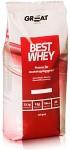 Great Earth Best Whey Muscle Repair Jordgubb 900 g