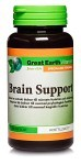 Great Earth Brain Support 60 kapslar