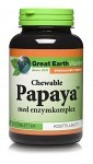 Great Earth Papaya Chewable 210 tabletter