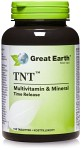 Great Earth TNT Multivitamin Mineral 150 tabletter