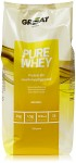 Great Earth Nutrition Pure Whey Naturell 750g