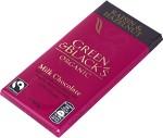Green & Blacks Raisin & Hazelnut Milk Chocolate 100 g