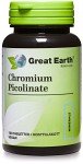 Great Earth Chromium 200 mcg 100 tabletter