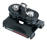 Harken 22 mm CB Car w/Fixed Sheaves