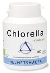 Helhetshälsa Chlorella 100 kapslar