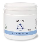 Helhetshälsa MSM 450 g