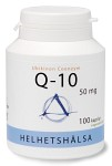 Helhetshälsa Q10 50 mg 100 kapslar
