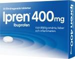 Ipren, filmdragerad tablett 400 mg 30 st