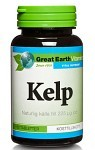 Great Earth Kelp 225 mkg 150 tabletter