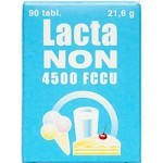 Lactanon 4500 FCCU, 90 tabletter