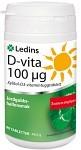 Ledins D-vita 100 µg 90 tabletter