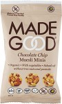 MadeGood Granolabollar Chocolate Chip