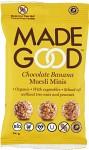 MadeGood Granolabollar Choklad Banan