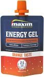Maxim Endurance Energy Gel Orange & Caffeine 24x100 g