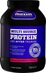 Maxim Strength Multisource Protein Sweet Strawberry 750 g