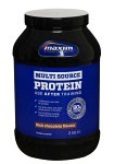 Maxim Strength Multisource Protein Rich Chocolate 2 kg