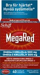 MegaRed Krillolja 500 mg 40 kapslar