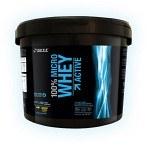 Micro Whey Active Vanilj 4 kg