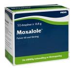 Moxalole, pulver till oral lösning i dospåse 50 st