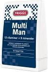 Friggs Multiman 60 tabletter