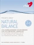 RFSU Natural Balance 7 st