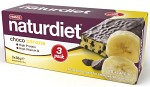 Naturdiet Mealbar Chocobanana 3-pack