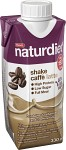 Naturdiet Shake Caffe Latte 330 ml
