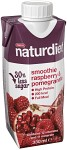 Naturdiet Smoothie Raspberry & Pomgranate 330 ml