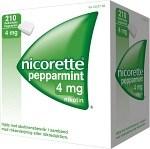 Nicorette Pepparmint, medicinskt tuggummi 4 mg 210 st