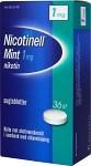Nicotinell Mint komprimerad sugtablett 1 mg 36 st