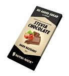 Stevia Chocolate Mörk choklad hasselnöt 80 g