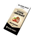 Stevia Chocolate Mjölkchoklad med hasselnötter 80 g