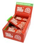 Paleo Crunch Raw Recovery Bar Strawberry 12 st