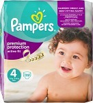 Pampers Active Fit S4 7-18 kg 39 st