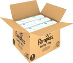 Pampers Baby-Dry Size 3 månadsbox