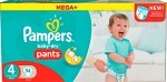 Pampers Baby-Dry Pants S4 8-15 kg Megapack 94 st