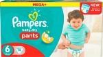 Pampers Baby-Dry Pants S6 16+ kg Megapack 76 st