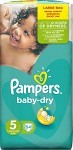 Pampers Baby-Dry S5 11-25 kg 54 st