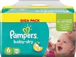 Pampers Baby-Dry S6 16+ kg 92 st