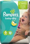Pampers Baby-Dry S6 15+ kg 19 st